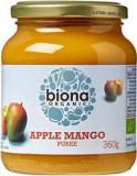 Piure de Mere si Mango Bio 360 grame Biona Cod: 5032722312609