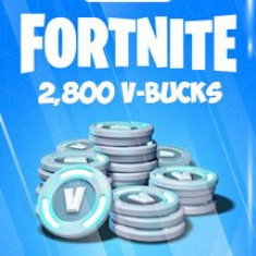 Fortnite 2800 V-Bucks Card pentru PC