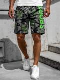 Cumpara ieftin Pantaloni scurți de trening grafit Bolf KS2504