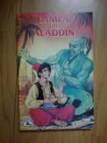 k4 Lampa Lui Aladdin - o mie si una de nopti