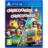 Overcooked + Overcooked 2 PS4