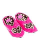 Papuci de casa pentru copii Alegra roz