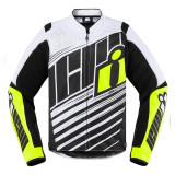 Geaca moto Icon Overlord SB2 culoare Negru/ Verde, marime M Cod Produs: MX_NEW 28204681PE