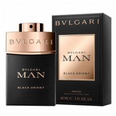 Apa de parfum Barbati, Bvlgari Man in Black Orient, 100ml, 100 ml