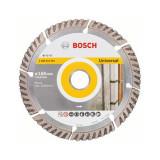 Disc diamantat universal Bosch, 150 x 22.23 mm