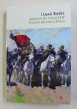 ARMATA DE CAVALERIE , POVESTIRI DIN ODESA de ISAAK BABEL , 2020