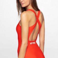 Costum de baie întreg pentru femei 4FPro KOSP401 - roșu