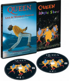 Concert DVD VIDEO QUEEN / Freddie Mercury Live At Wembley AID, Intercord