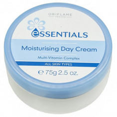 Crema de zi Essentials moisturizing de la ORIFLAME