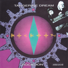 CD Electronic: Tangerine Dream - Rockoon ( 1992 )
