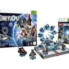 LEGO Dimensions Starter Pack - XBOX 360  [SIGILAT] ID3 60114, Actiune, Multiplayer