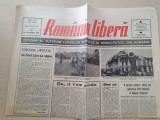romania libera 28 decembrie 1989-revolutia romana