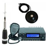 Cumpara ieftin Promotie statie radio CB Avanti Kappa + antena CB Sirio ML 145 + baza magnetica...