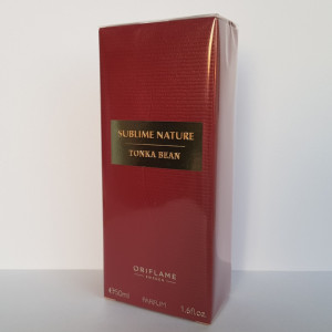 Parfum Sublime Nature Tonka Bean (Oriflame)