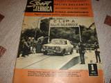 Revista Sport si tehnica - nr 1 / 1972
