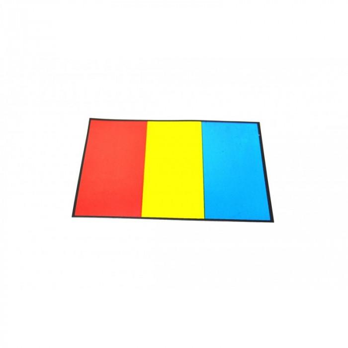 Abtibild Tricolor AD 005