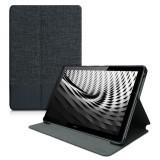 Husa pentru Huawei MediaPad T5, Textil, Gri, 46112.73