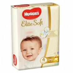 Scutece Huggies elite soft (4) mega 66- (8-14kg)