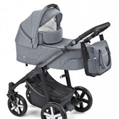 Carucior 2 in 1 Baby Design Husky Winter Pack 07 Gray 2019