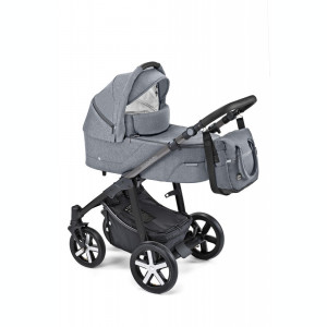 Baby Design Husky carucior multifunctional + Winter Pack - 07 Gray 2019