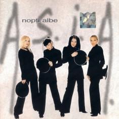 Vand cd audio Asia - Nopti Albe, original, holograma