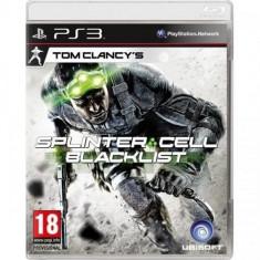 Joc PS3 Tom Clancy's Splinter Cell Blacklist