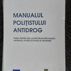 MANUALUL POLITISTULUI ANTIDROG SI POLITIEI DE FRONTIERA