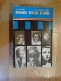a1 DRUMURI. DESTINE. CLIMATE - D.I. SUCHIANU