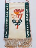 Fanion sportiv - POLONIA - Comitetul Sportiv al Armatelor Prietene(1958/1983)