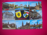HOPCT  44223 MUNCHEN -KRUGER  GERMANIA -STAMPILOGRAFIE-CIRCULATA, Printata