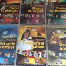 Colectia Margelatu - filmele Adevarul - Set 6 DVD