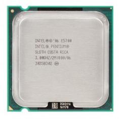 Procesor Intel Pentium Dual Core E5700, 3.0 GHz, 2Mb Cache, 800 MHz FSB