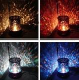 Lampa Star Master proiector stele