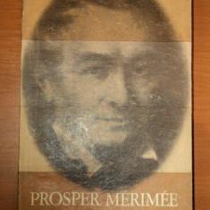 CORESPONDENTA-PROSPER MERIMEE