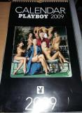 Calendar vechi de colectie,Calendar PLAYBOY 2009,Vedete/fete sexy,T.GRATUIT