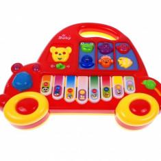 Mini orga de jucarie pentru copii 1398E