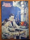 stiinta si tehnica pentru tineret februarie 1954-drumul de fier si locomotiva