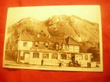 Ilustrata Poiana Stalin - Cabana anii '50
