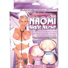 Papusa gonflabila Naomi Night Nurse