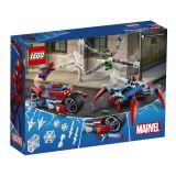 LEGO Marvel Super Heroes Avengers Omul Păianjen contra Doc Ock (76148)