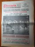 Flacara 1 decembrie 1989-art. despre marea unire,ceusescu vizita prin capitala