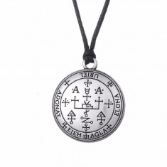 Pandantiv amuleta protectoare sigiliul lui URIEL
