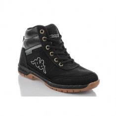 Ghete Femei Kappa Bright Mid Black 260239T1111