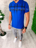 Tricou slim fit polo -  tricou barbati - tricou fashion - A5378