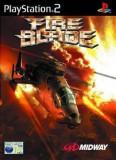 Joc PS2 Fireblade