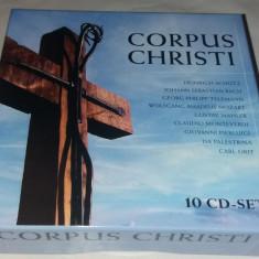 CORPUS CHRISTI - MUZICA GREGORIANA, CD
