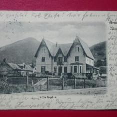 Bucovina Salutari din Campulung Villa Sophia