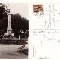 Sfantu Gheorghe 1943 - Statuia Libertatii