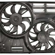 Cumpara ieftin Ventilator radiator (cu carcasa) FORD USA EDGE 2.0D 2.7 dupa 2014