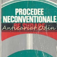 Procedee Neconventionale De Sudare - C. Boarna, D. Dehelean, I. Arjoca